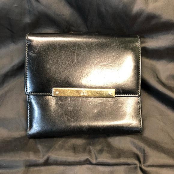 3e724a929bd Gucci Handbags - GUCCI wallet Vintage Pre Owned